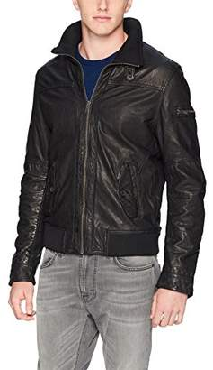 Rogue Men's New Zealand Lamb Leather Avaitor Jacket