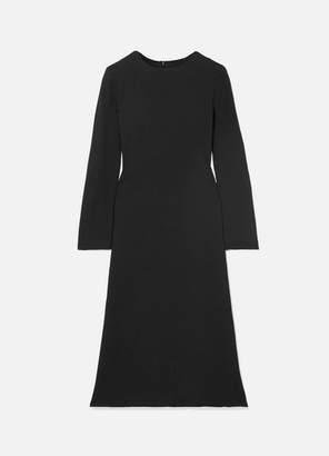 Theory Cady Midi Dress - Black