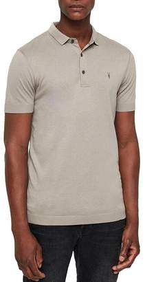 AllSaints Parlour Regular Fit Polo Shirt