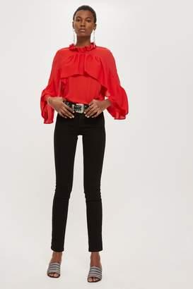 Topshop Black Baxter Jeans