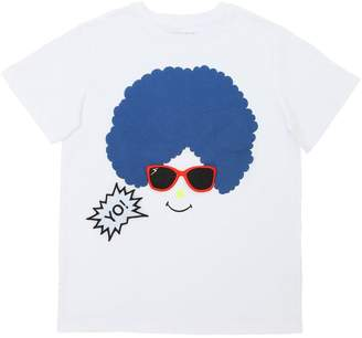 Stella McCartney Limited Edition Funny Face T-Shirt
