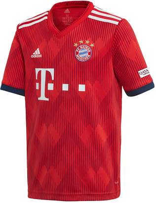 adidas Bayern Munich Youth Home 18/19 Shirt