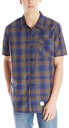 Metal Mulisha Men's Decoy Woven T-Shirt