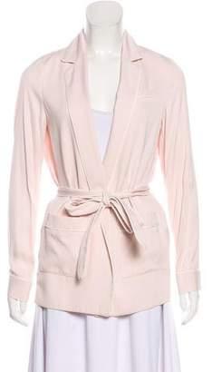 AllSaints Long Sleeve Blazer Jacket