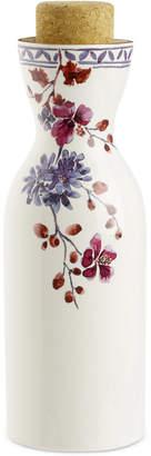 Villeroy & Boch Artesano Provencal Lavender Collection Porcelain 2-Pc. Pitcher & Cork Stopper
