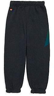 Aviator Nation Little Boy's& Boy's Faded Bolt Sweatpants