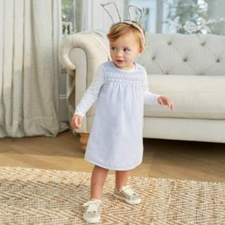 The White Company Daisy Embroidered Dress & Bodysuit