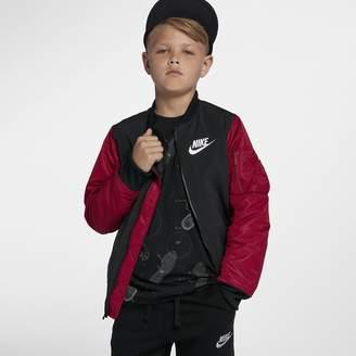 Nike Sportswear Big Kids Varsity Jacket