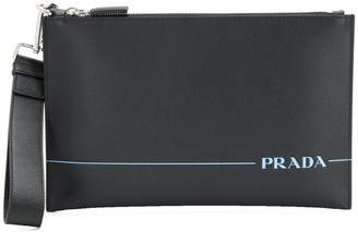 28c00390e581 Prada Clutches For Men - ShopStyle
