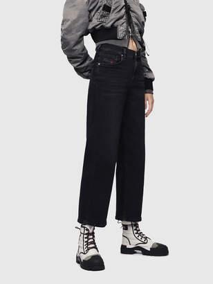 Diesel WIDEE Jeans 084HQ - Black - 28