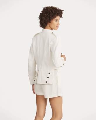 Ralph Lauren Cotton Officer's Jacket