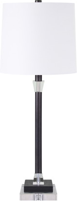 Ren Wil Renwil Kibbey Iron & Crystal Table Lamp