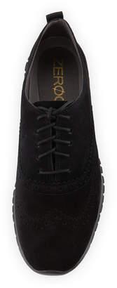 Cole Haan Zerogrand Wing-Tip Oxford Sneakers