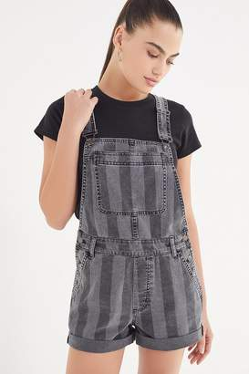 BDG Striped Shortall Overall