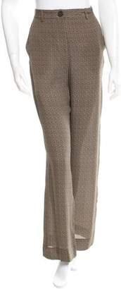Maison Margiela Silk Wide-Leg Pants w/ Tags
