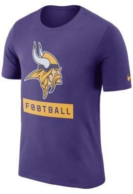 Nike Dri-FIT Football Logo (NFL Vikings)