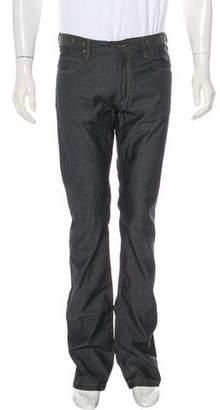 Versace City Straight-Leg Jeans