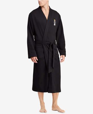 Polo Ralph Lauren Men Polo Bear Fleece Robe