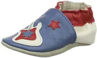 Robeez Baby Unisex 547220-10 Standing Blue Size: