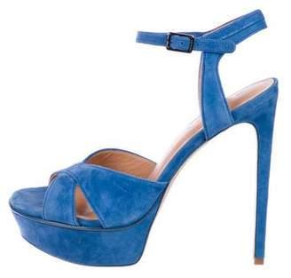Halston Naomi Platform Sandals