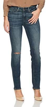 NYDJ Women's Parker Slim in Modern Edit Fit with Knee Slit
