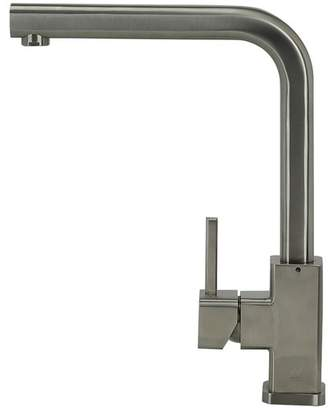 Klara Stainless Steel Kitchen Sink Mixer Finish: Brushed