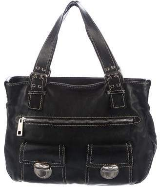 Marc Jacobs Sophia Leather Tote