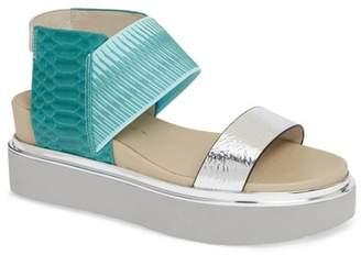 5fb15d2fbe4 Silver Chunky Platform Women s Sandals - ShopStyle