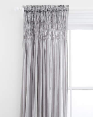 """Pine Cone Hill Heirloom Voile Curtain Panel, 96""""L"""