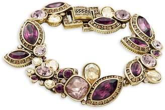 Heidi Daus Garland Crystal & Multi-Rhinestone Bracelet