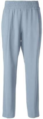 Fabiana Filippi elastic waistband trousers