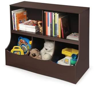 Badger Basket Multi-Bin Storage Cubby, Multiple Colors
