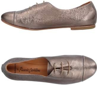 Halmanera for RICCARDO CARTILLONE Lace-up shoes - Item 11408505
