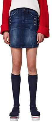 Esprit edc by Women's 028cc1d001 Skirt,(Manufacturer Size: 36)