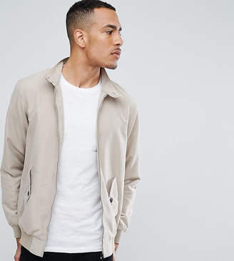 Brave Soul TALL Summer Lined Harrington Jacket