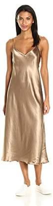 Vince Women's V-Neck Slip Dress