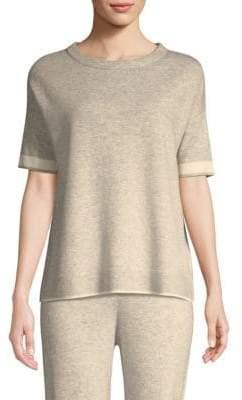Escada Sport Sostra Wool& Cashmere T-Shirt