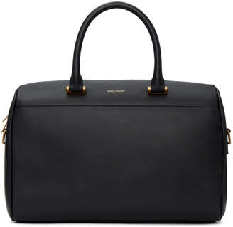 Saint Laurent Black Duffle 6 Bag