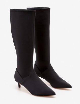 Boden Kitten Heel Stretch Boots
