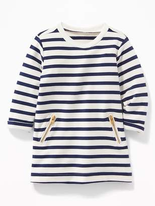 Old Navy French-Terry Pocket Dress for Baby
