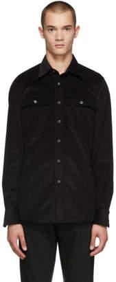 Prada Black Two-Pocket Shirt