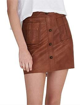 Aje Shrimpton Mini Skirt