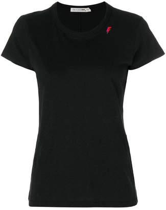 Rag & Bone embroidered lightening bolt T-shirt