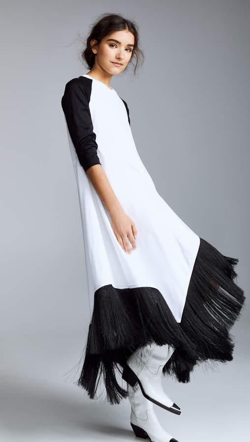 Raglan Handkerchief Dress