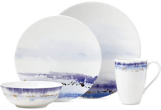 Lenox Watercolor Horizons Microwave Safe 4-Pc. Place Setting