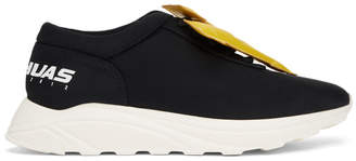 Joshua Sanders Black NY Sneakers