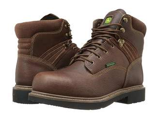 John Deere Waterproof 6 Lace-Up Steel Toe