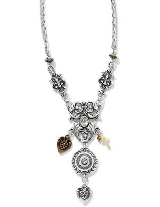 Brighton Long Cathedral Necklace