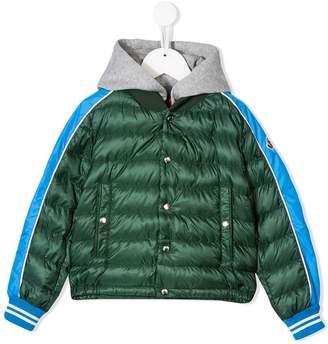 d4a1b1487d96 Moncler hood detail puffer jacket