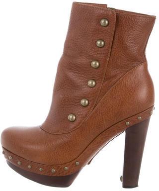 UGGUGG Australia Studded Platform Ankle Boots